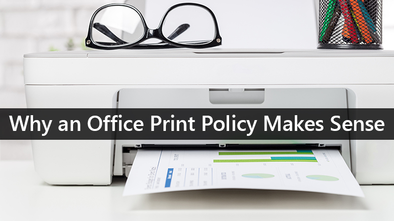 Print-policy