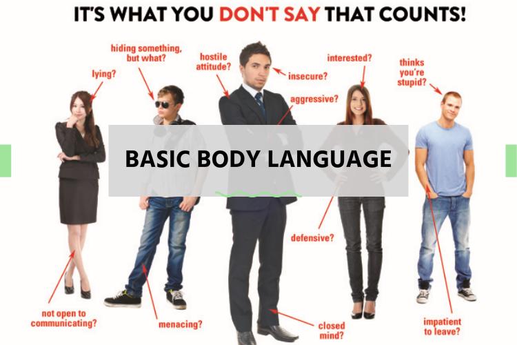 body language basics