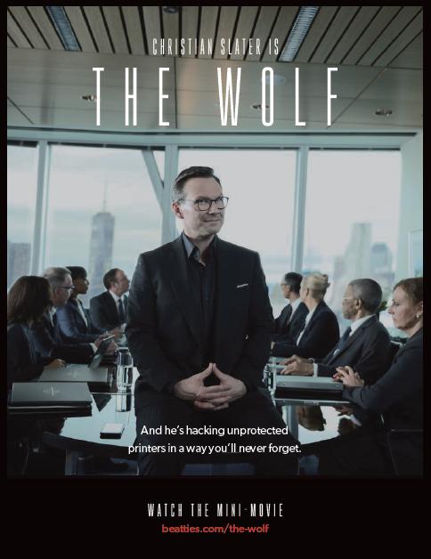 the wolf mini movie