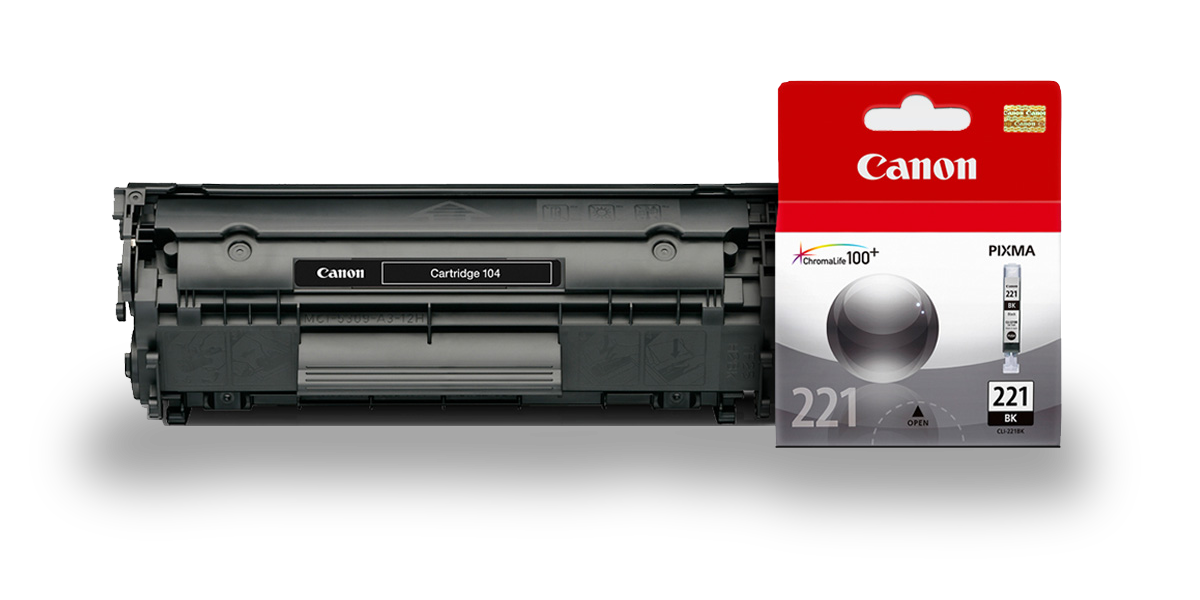 Cannon printer cartridge for Pixma 221