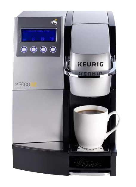 Keurig coffee maker K3000 model